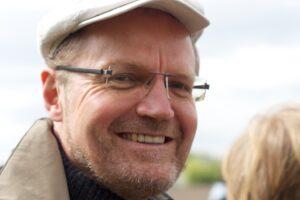Erich von Hofe auf Demo (1)