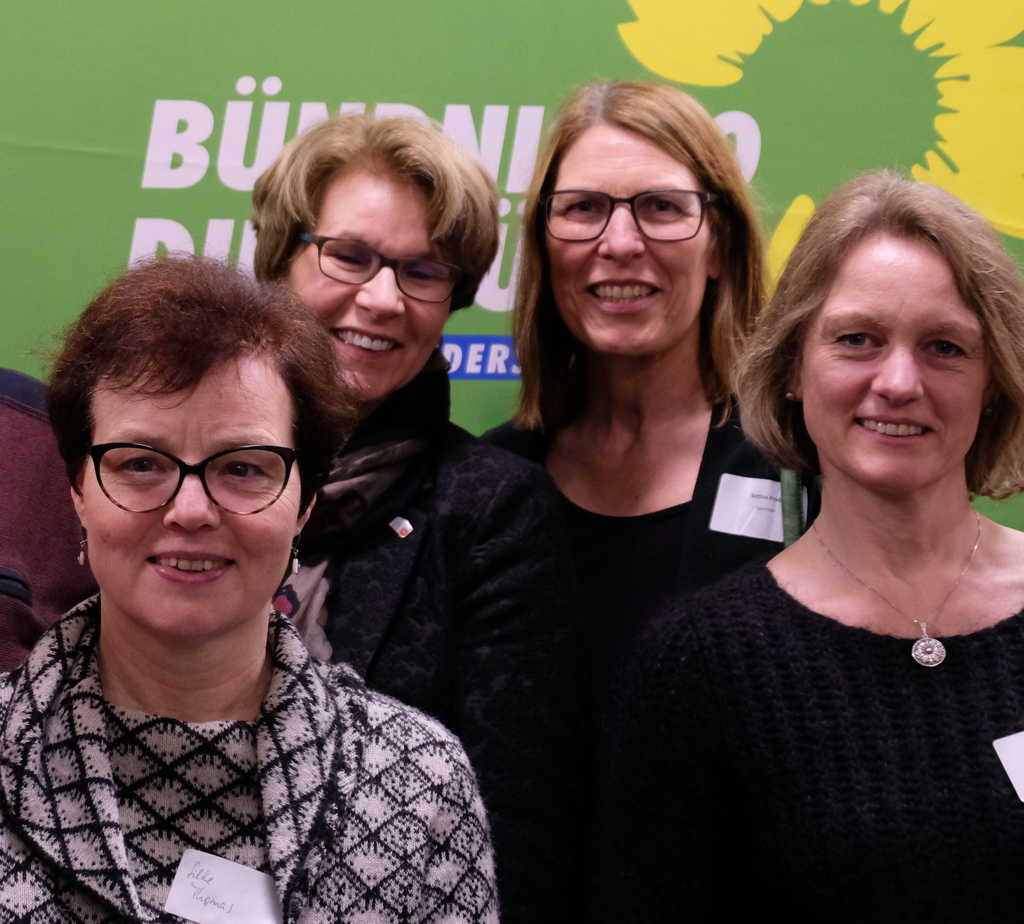 Grüne besuchen zweite regionale Fraktionsvorsitzendenkonferenz