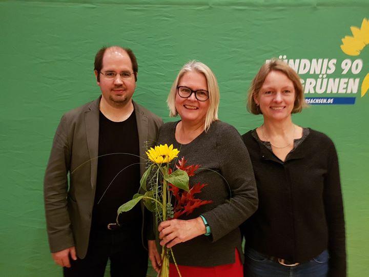 Verdener Grüne bei Landesparteitag