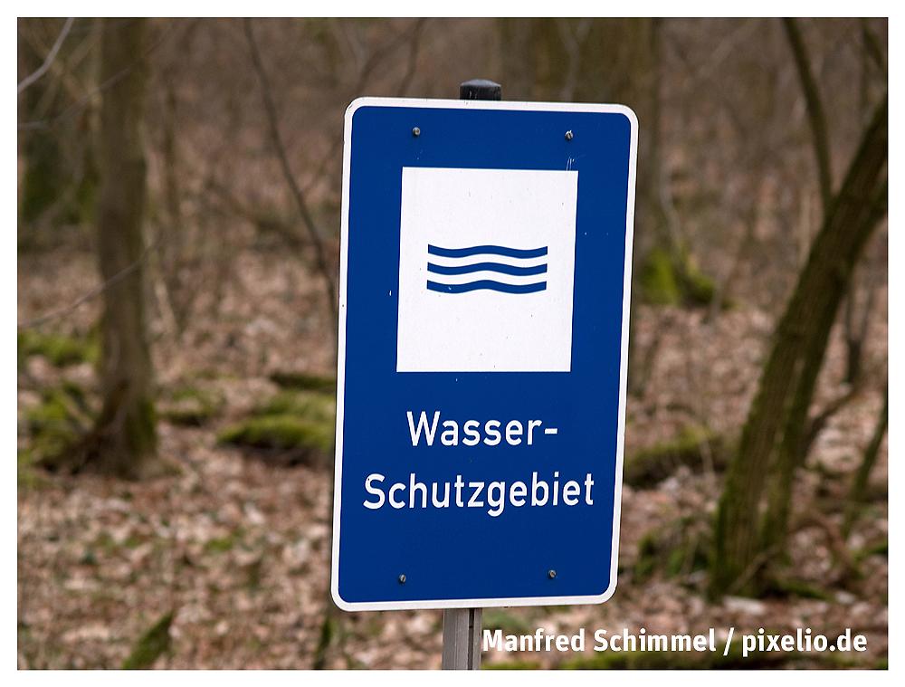 Keine Erdgasförderung im Trinkwasserschutzgebiet Panzenberg