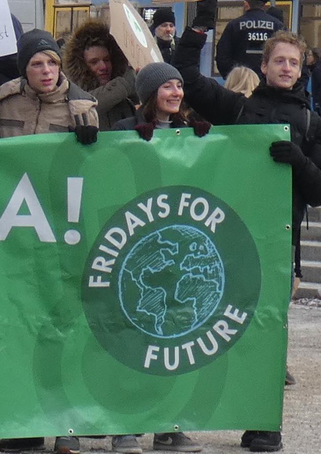 Fridays for Future und nicht gemachte Hausaufgaben