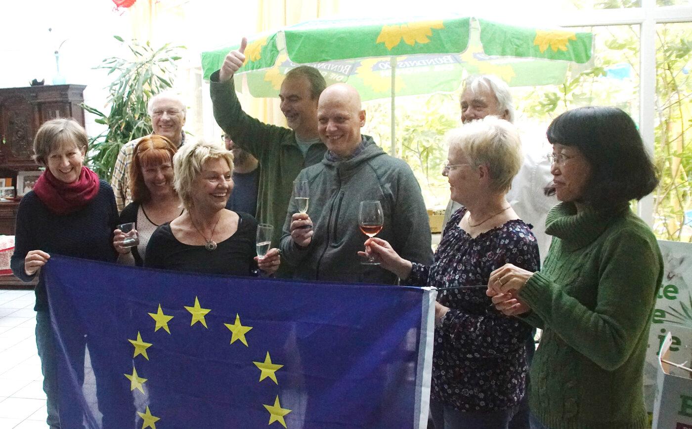 Europa wird grüner – mit unserer Hilfe
