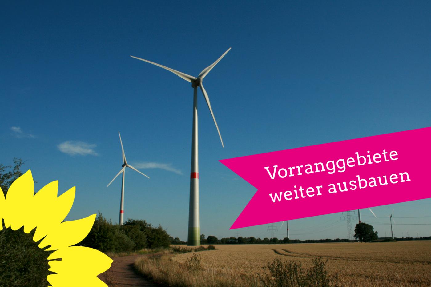Windenergie stärken