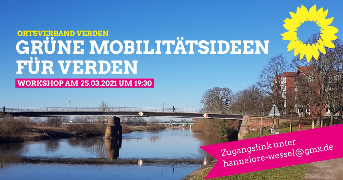 Grüne Mobilitätsideen für Verden
