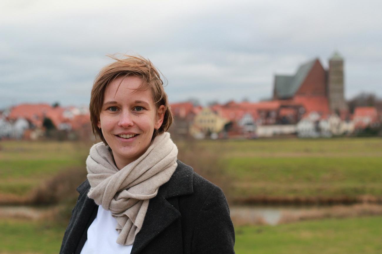 Verdener Votum für grüne Politik und Kanzlerin-Kandidatur